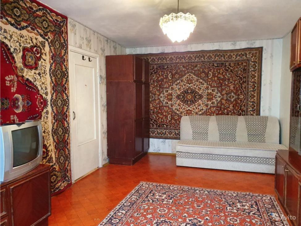 Уют в квартире: однокомнатная квартира