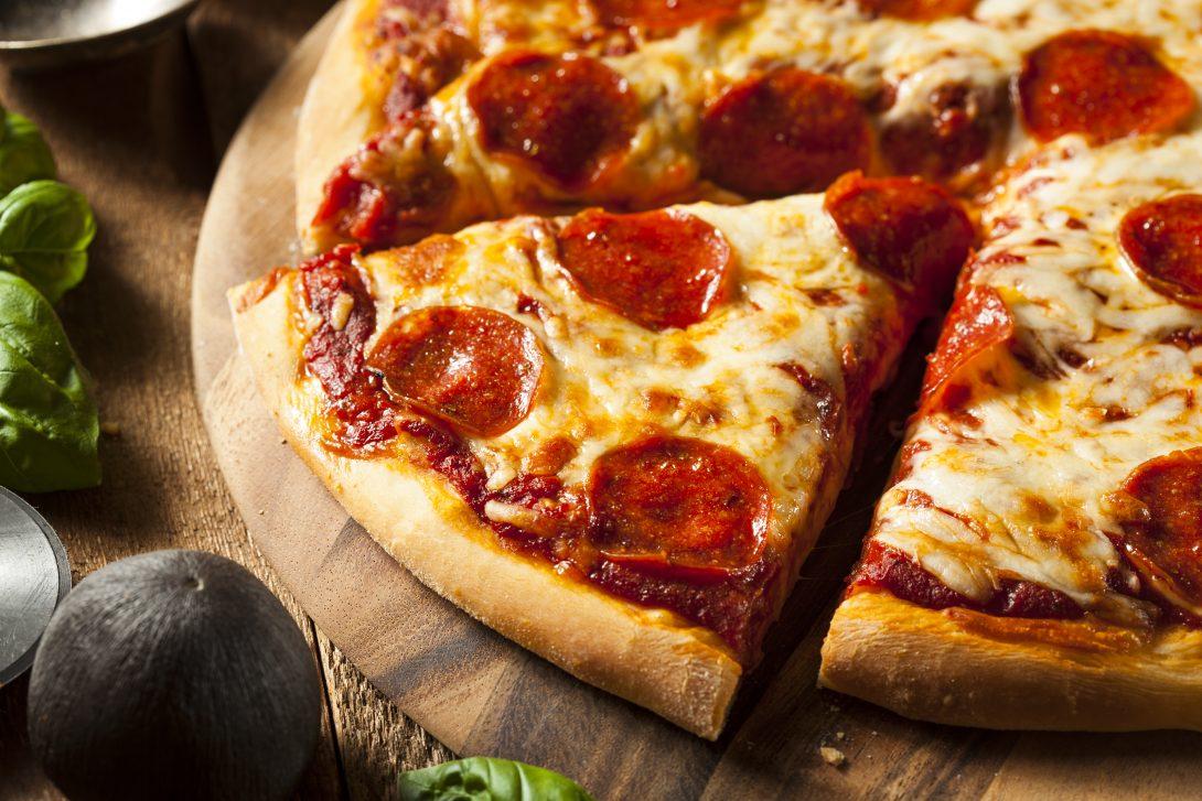 Бунтарский завтрак: пицца с доставкой