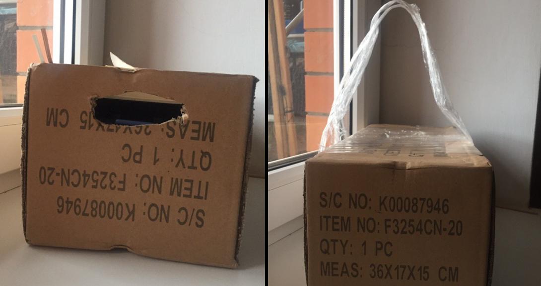 Переезд без стресса: сделайте ручки на коробках
