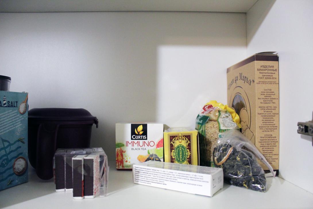 Где спрятать деньги и документы: в коробках с едой
