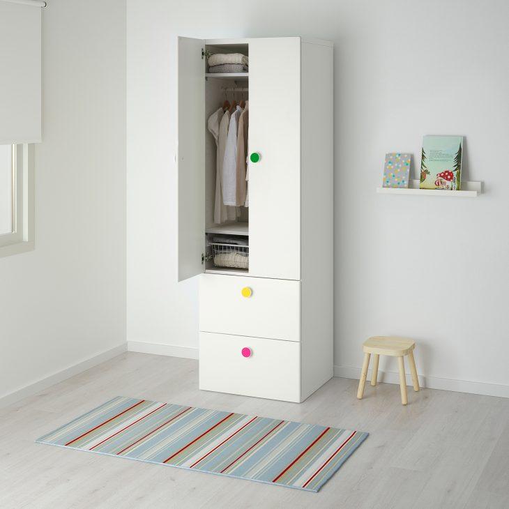 Как организовать порядок в детской комнате: гардероб с выдвижными ящиками для детей постарше
