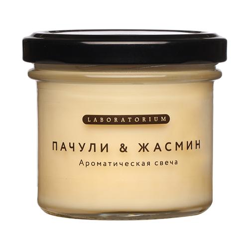 Ароматические свечи для дома: свеча «Пачули и жасмин»
