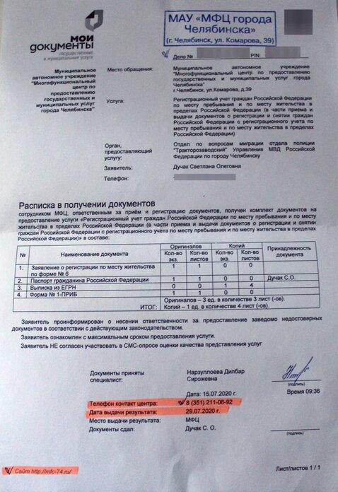 Какие документы нужно оформить при покупке квартиры: расписка