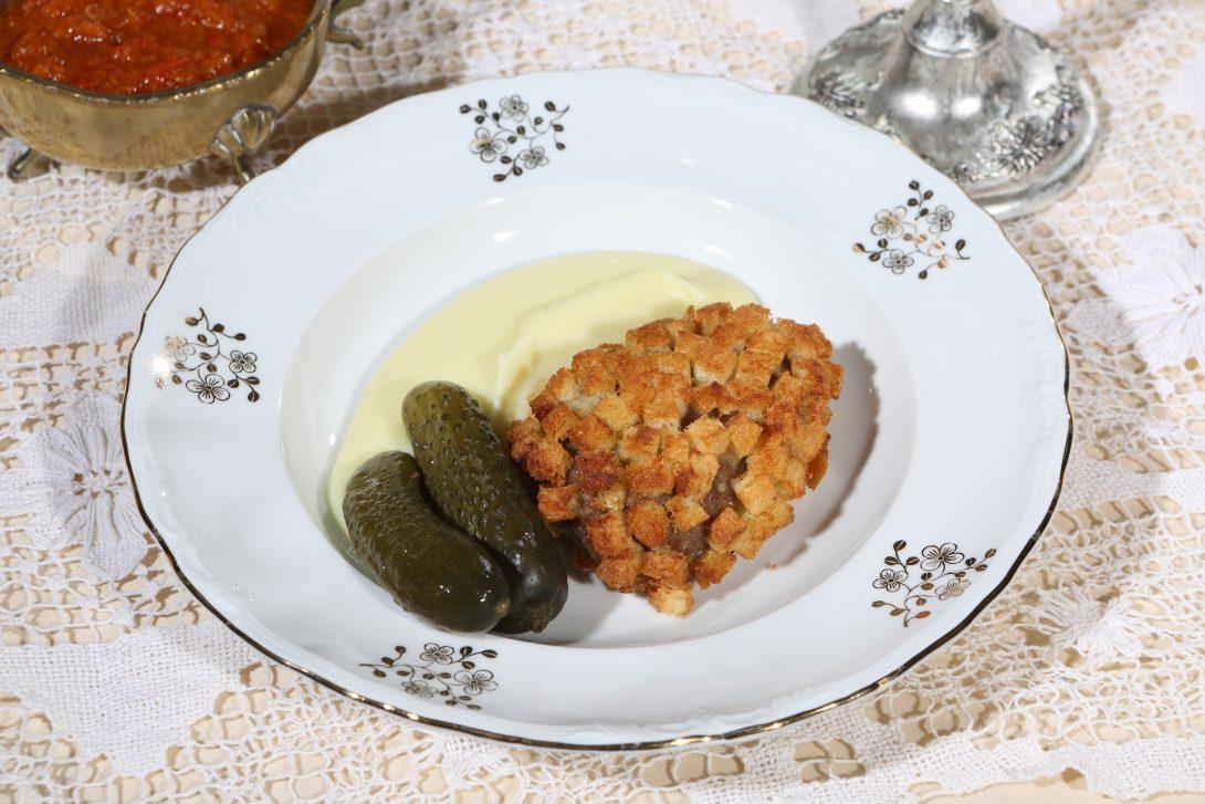 Рецепты русской кухни: пожарские котлеты