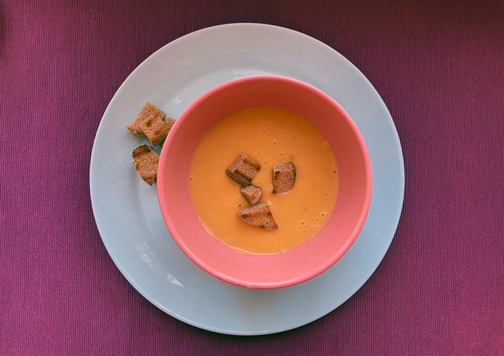 Сырный суп-пюре рецепт с фото