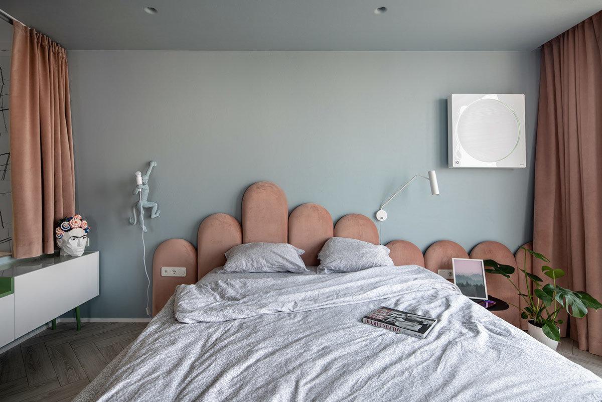 Как выбрать цвет для спальни